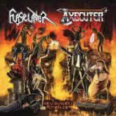 AXECUTER/FLAGELADOR - Headbangers After Life