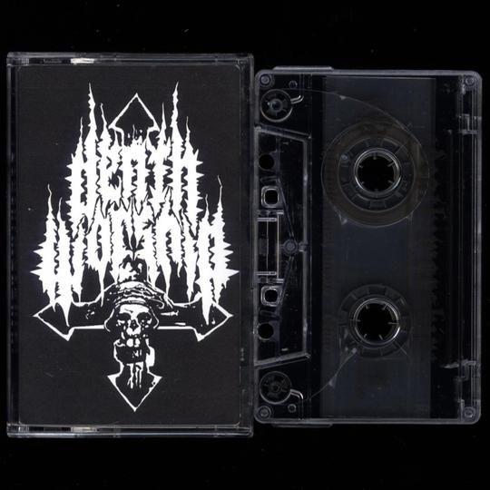DEATH WORSHIP - Extermination Mass - CASSETE (Demo)