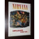 DVD - Nirvana - Unplugged in New York