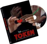 Token (DVD and Gimmick) by SansMinds #1302