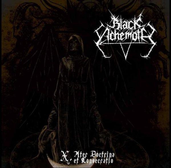 Black Achemoth - X - Ater Doctrina et Consecratio