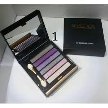 Kit de sombras 06 cores Anycolor cor 01
