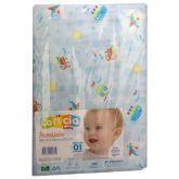 Travesseiro bebê anti-alérgico e anti-sufocante
