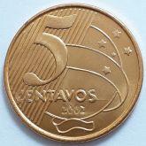 5 Centavos 2002 FC