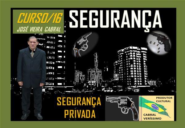16. CURSO DE SEGURANÇA