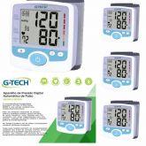 Aparelho de pressão digital de pulso GP200 G-Tech