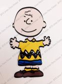 Aplique com 12 cm - Snoopy - Charlie Brown