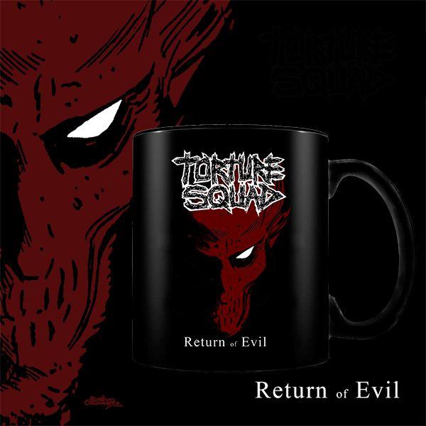 Caneca Return  of Evil