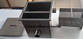 Caixa de gordura com filtro 30 x 30 x 30