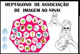 HEPTÁGONO  DE ASSOCIAÇÃO  DE  IMAGEM AO SINAL