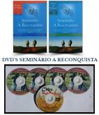 Seminário Completo gravado em DVD + Revista do Aluno e do Professor