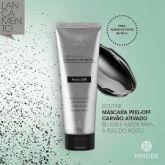 Mascara Carvão Ativado Peel-Off  Routine Hinode