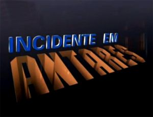 Dvd Incidente Em Antares  - Frete Gratis