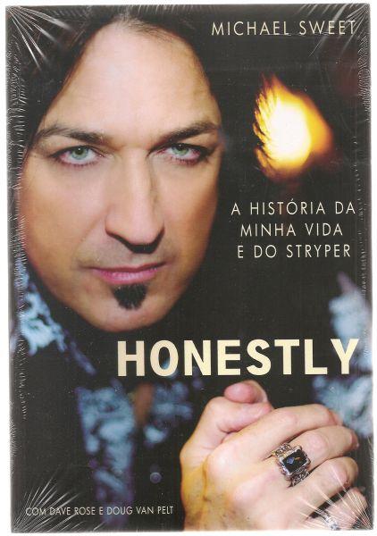 Livro - Honestly - A História da Minha Vida e do Stryper