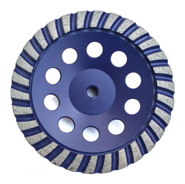 Disco Desbaste 180 Mm Grão 36 Rosca M14