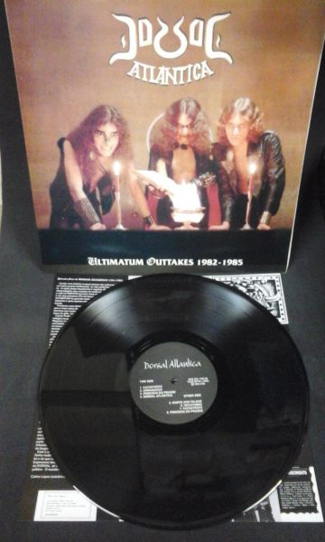 LP 12 - Dorsal Atlântica - Ultimatum Outtakes 1982 - 1985