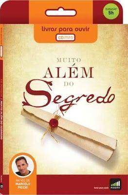 Muito Além do Segredo – Ed Gungor - Livro áudio.