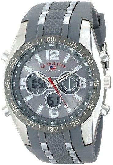 03631e1cf74 Relógio U.S. Polo Esportivo Masculino US9283 - Risa Rica - De Tudo ...