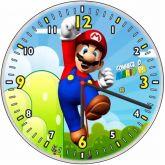 Relógio Parede Super Mario Bros
