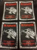 BLASPHEMY - Desecration of Sao Paulo - Live in Brazilian Ritual Third Attack - Official Patch