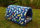 Toca Camp Snoopy azul  M
