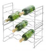 Kit 2 Adega Para Cozinha Individual Barato Bar 8 Garrafas