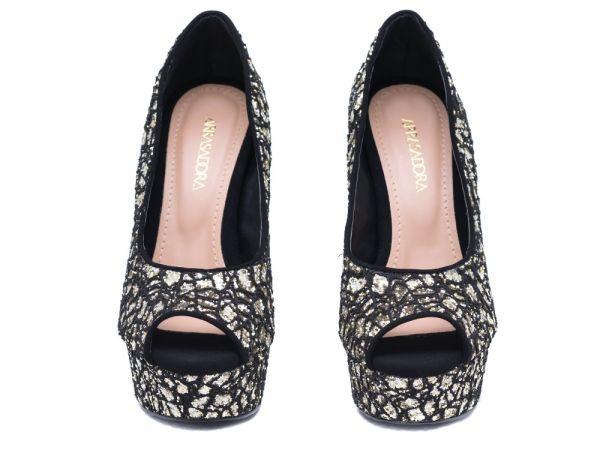 Sapato Peep Toe (Ref: 35.854A_AR)
