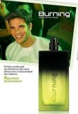 Burning Colônia Desodorante Spray - 75ml