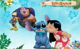 Papel Arroz Lilo e Stitch A4 002 1un
