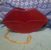 Bolsa Red Lips