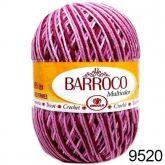 BARROCO MULTICOLOR 9520 - MERLOT