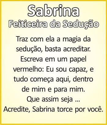 Sabrina Feiticeira