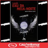 067011 - Livro Laroie Exu da Meia Noite