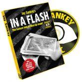In a Flash (Jay Sankey) DVD (original importado) #558