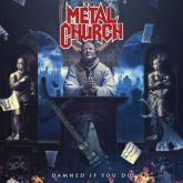 CD Metal Church – Damned If You Do