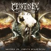 Centinex ‎– World Declension - CD