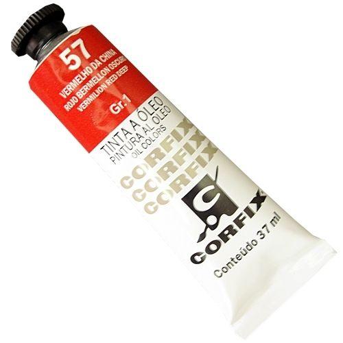 Tinta a óleo 37ml Corfix G1
