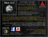 LETHAL DOSE - The clan of lethal Skulls (CD)