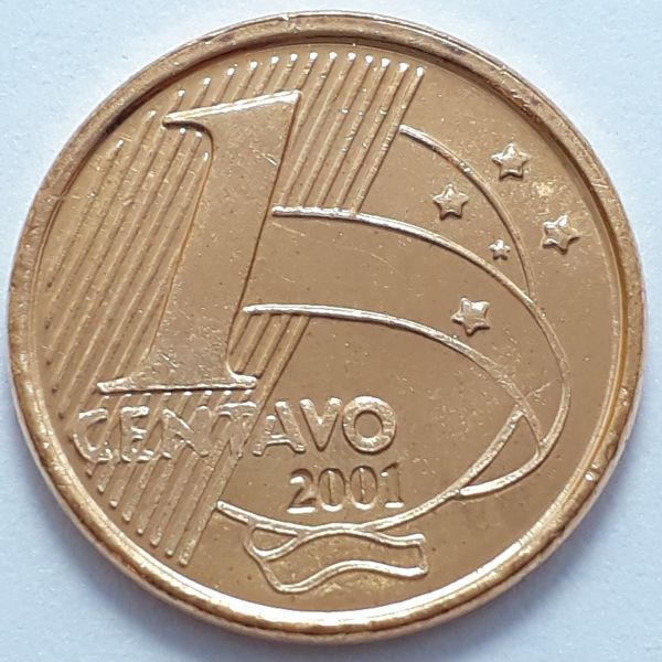 1 Centavo 2001 FC