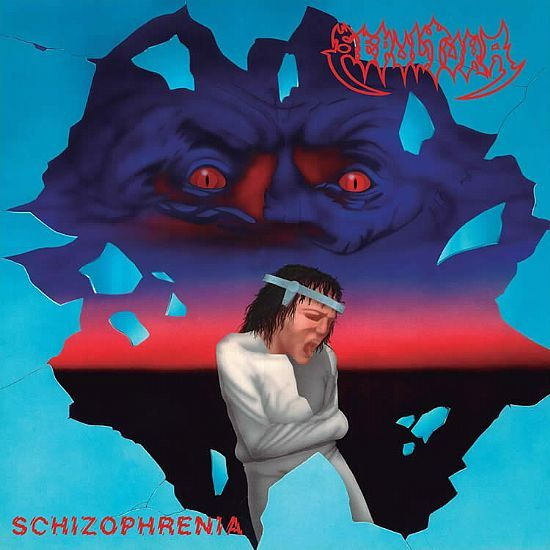 SEPULTURA- Schizophrenia - CD  (Slipcase)
