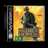Medalha de Honra - Medal of Honor PS1 (PRENSADO)