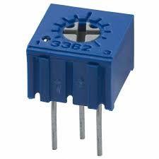 COD 516 - Trimpot 3382P 500K(P504) 1Volta