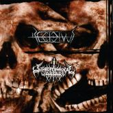 RECIDIVUS / ANTHROPOPHAGICALL WARFARE Split CD
