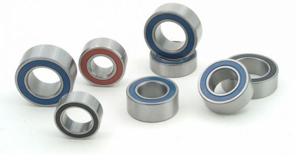 35550020=35X55X20=  Rolamento para Compressor de Ar Condicionado Citroen, Honda, Nissan, Peugeot.