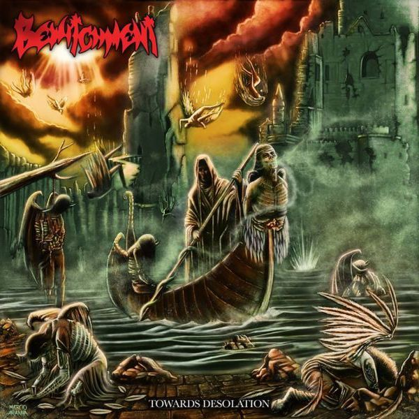 CD Bewitchment – Towards Desolation