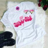 T-shirt Girl Power - Tamanho G