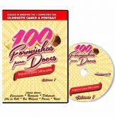 100 Forminhas para Doces - Silhouette- Volume 1