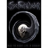 DVD Six Feet Under – Wake The Night! Live In Germany