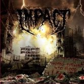 IMPACT - WORDS TURNED INTO BLOOD - CD Demo