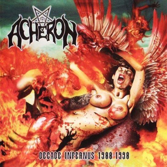 Acheron – Decade Infernus 1988-1998 [2CD]